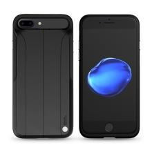 Kryt Nillkin Amp pro Apple iPhone 7 Plus / 8 Plus s pasivním zesilovačem zvuku - gumový - černý