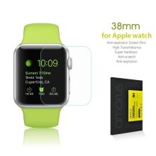 Tvrzené sklo / Tempered Glass AMORUS pro Apple Watch 38mm Series 1 / 2 / 3