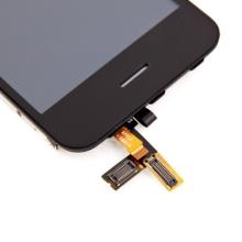 Kompletně osazená přední čast (LCD, digitizér atd.) pro Apple iPhone 3GS - černý rámeček