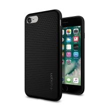 Kryt SPIGEN Liquid Air pro Apple iPhone 7 / 8 / SE (2020) - černý