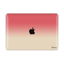 Obal / kryt BASEUS pro MacBook 12 Retina - plastový tenký - růžový