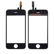 Dotykové sklo (touch screen digitizér) pro Apple iPhone 3G - černé - kvalita A+