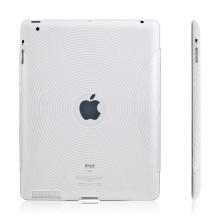 Ochranný kryt pro Apple iPad 2. / 3. / 4.gen. - průhledný – bílý