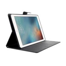 """Pouzdro MERCURY Fancy Diary pro Apple iPad Pro 10,5"""" / Air 10,5"""" (2019) - stojánek a prostor na doklady - černé"""