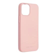 Kryt ROAR pro Apple iPhone 13 mini - gumový - pískově růžový
