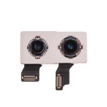 Kamera / fotoaparát zadní dvojitý / duální pro Apple iPhone Xs Max - kvalita A+