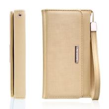 Luxusní peněženka / pouzdro Nillkin Bazaar pro Apple iPhone 6 / 6S - poutko na ruku