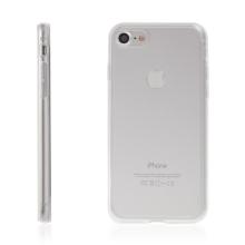 Kryt pro Apple iPhone 7 / 8 - gumový lesklý - průhledný