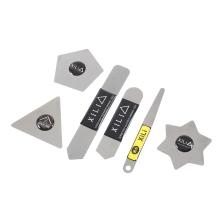 Trsátko / páčidlo / pomůcka na otevření pro servisní činnost - kovové - sada 6 kusů