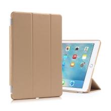 Pouzdro + odnímatelný Smart Cover pro Apple iPad Pro 9,7 - zlaté