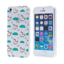 Kryt pro Apple iPhone 5 / 5S / SE - gumový