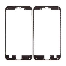 Plastový fixační rámeček pro přední panel (touch screen) Apple iPhone 6S Plus - černý