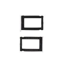 Rámeček / šuplík na SIM pro Apple iPhone 3G / 3 GS - bílý - kvalita A