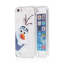 Kryt pro Apple iPhone 5 / 5S / SE - Olaf - gumový