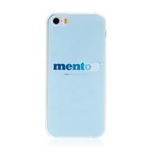 Kryt pro Apple iPhone Xs Max - gumový - Mentos