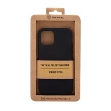 Kryt TACTICAL Velvet Smoothie pro Apple iPhone 11 Pro - příjemný na dotek - silikonový