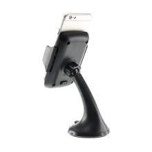 Držák do automobilu s přísavkou pro Apple iPhone a telefony 3.5 - 5.5 - otočný