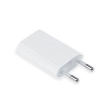 5W mini USB nabíječka / adaptér A1400 pro Apple iPhone / iPod (1A) - bílá - kvalita A+