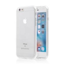 Kryt SWISSTEN Clear Jelly pro Apple iPhone 6 / 6S - gumový - průhledný