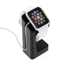 Plastový nabíjecí stojánek pro Apple Watch 38mm / 42mm Series 1 / 2 / 3