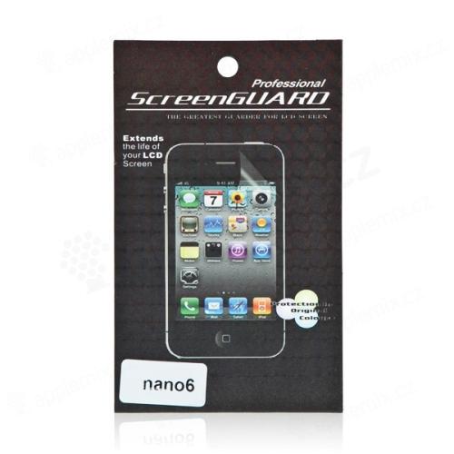 Ochranná fólie pro Apple iPod Nano 6.gen