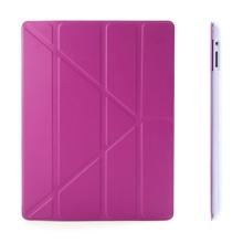 Ochranné pouzdro s variabilním stojánkem a funkcí chytrého uspání a probuzení pro Apple iPad 2. / 3. / 4.gen.