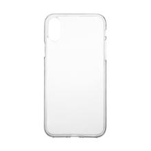 Kryt pro Apple iPhone X / Xs - gumový - průhledný