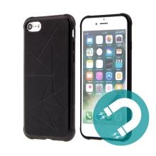 Kryt TACTICAL pro Apple iPhone 7 / 8 - magnetický - černý