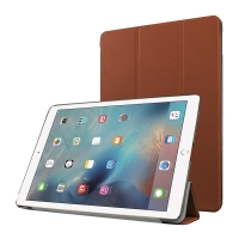 Pouzdro / kryt pro Apple iPad Pro 9,7 - vyklápěcí, stojánek - hnědé