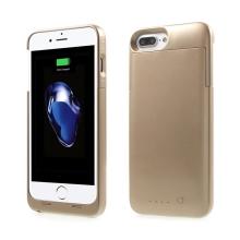 Externí baterie / kryt MAXNON M7 MFi certifikovaná pro Apple iPhone 6 / 6S / 7 - 3200 mAh - zlatá