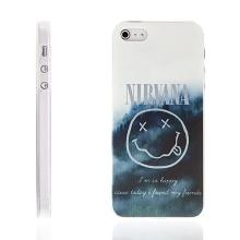 Plastový kryt pro Apple iPhone 5 / 5S / SE - Nirvana
