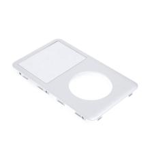Přední část pro Apple iPod Classic - stříbrná - kvalita A+