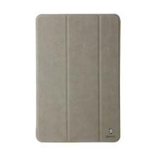 Pouzdro / kryt BASEUS pro Apple iPad mini 4 - funkce chytrého uspání a probuzení - šedé