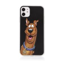 Kryt Scooby Doo pro Apple iPhone 11 - gumový - černý