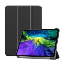 """Pouzdro pro Apple iPad Pro 11"""" (2018) / 11"""" (2020) - stojánek + funkce chytrého uspání - černé"""