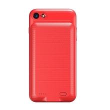 Externí baterie / kryt BASEUS pro Apple iPhone 7 / 8 / SE (2020) - červený - 2500 mAh