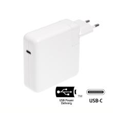 """87W USB-C EU napájecí adaptér / nabíječka pro Apple Macbook Pro 15"""" Retina (2016) - kvalita A"""