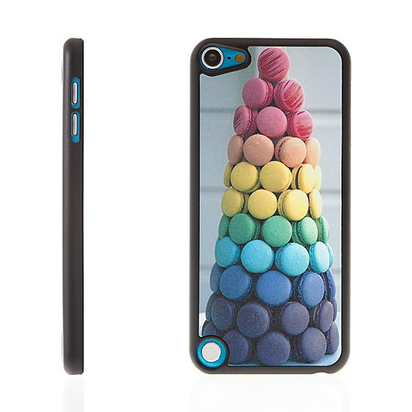 Plastový kryt pro Apple iPod touch 5.gen. - dessert macarons