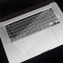 """Kryt klávesnice ENKAY pro Apple MacBook Pro 16"""" - US verze - silikonový - průhledný"""