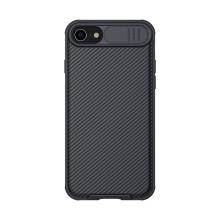 Kryt NILLKIN pro Apple iPhone 7 / 8 / SE (2020) - posuvná krytka fotoaparátu - plastový - černý