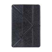 Pouzdro pro Apple iPad mini 4 - funkce chytrého uspání + stojánek - černé