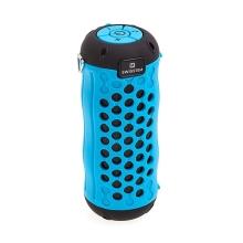 Reproduktor SWISSTEN Bluetooth - outdoor / odolný - gumový - modrý
