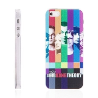 Plastový kryt pro Apple iPhone 5 / 5S / SE - The Big Bang Theory