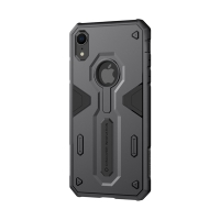 Kryt Nillkin pro Apple iPhone Xr - odolný - plast / guma - černý