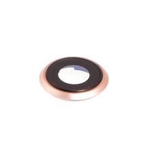 Krycí sklíčko zadní kamery Apple iPhone 8 / SE (2020) - zlaté (Gold) - kvalita A+