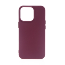 Kryt pro Apple iPhone 13 Pro Max - silikonový - vínový