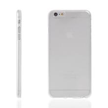 Gumový kryt pro Apple iPhone 6 Plus / 6S Plus - lesklý - průhledný
