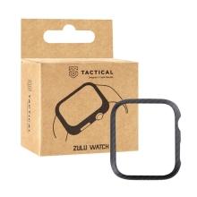 Kryt TACTICAL Zulu pro Apple Watch 40mm Series 4 / 5 / 6 / SE - karbonový - černý