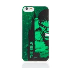 Kryt MARVEL pro Apple iPhone 7 Plus / 8 Plus - Hulk - gumový