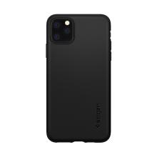 Kryt SPIGEN Thin Fit pro Apple iPhone 11 Pro Max - 360° ochrana - plastový - černý